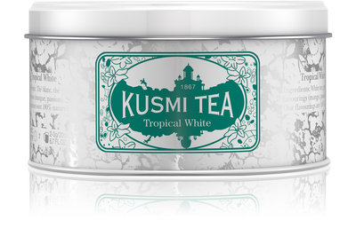 Tropical White -Kusmi Tea 90g