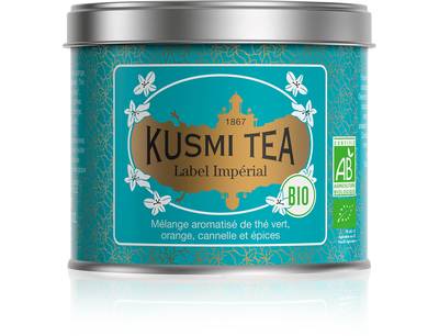 Imperial Label -Kusmi Tea 100g LUOMU