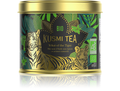Tchai of the Tiger -Kusmi Tea LUOMU 100g